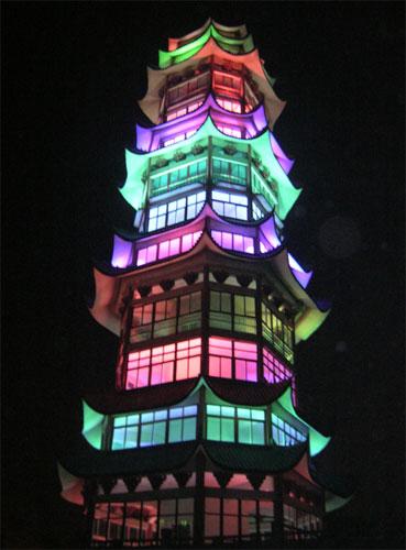 Tridonic Zigong Tower